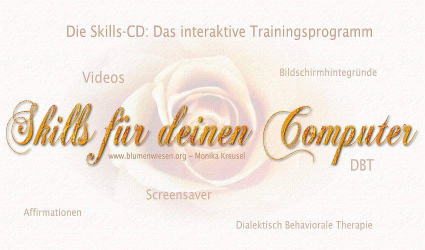 DBT-Skills für deinen Computer: Das interaktive SkillsTraining